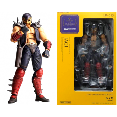Action Figure Fist of The North Star Jagi Legacy of Revoltech