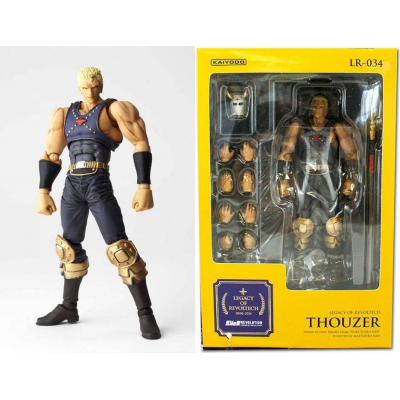 Action Figure Fist of The North Star Thouzer