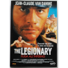 Dvd The Legionary - Fuga all'inferno con Jean-Claude Van Damme 1998 Nuovo