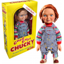 Action figure Child's Play Talking Good Guys Chucky Bambola Assassina 40cm Mezco