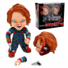 Child's Play Chucky Deluxe Stylized roto figure 17 cm MDS Mezco Designer Series