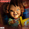Child's Play Chucky Deluxe Stylized roto figure MDS Mezco