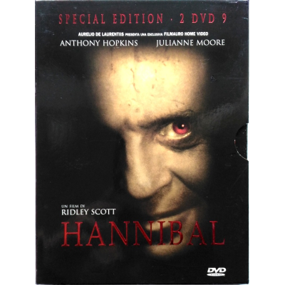 Dvd Hannibal - Special Edition 2 dischi