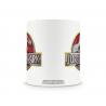 Tazza Jurassic Park Metallic logo coffee mug