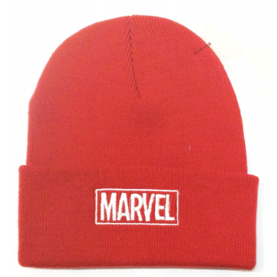 Berretta Marvel classic embroidered red Beanie