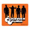 Mouse Pad Clockwork Orange Arancia Meccanica tappetino mousepad