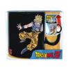 Tazza Dragon Ball Z Goku vs. Buu Heat Change Mug ABYstyle