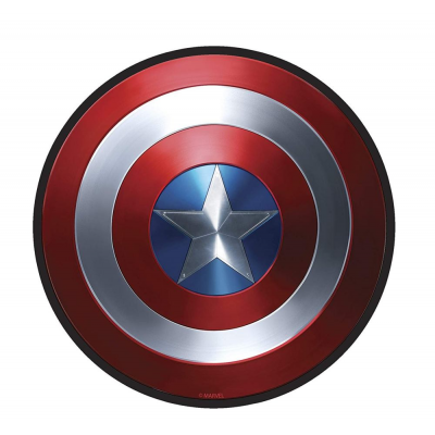 Mouse Pad Captain America shield scudo Marvel 21 cm ABYstyle