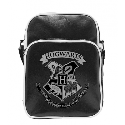Borsa a tracolla Harry Potter Hogwarts Crest small Messenger Bag ABYstyle