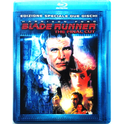 Blu-ray Blade Runner - The Final Cut - Ed. Speciale 2 dischi
