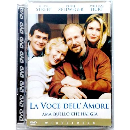 Dvd La voce dell'amore - Super Jewel Box