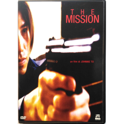 Dvd The Mission di Johnny To 1999