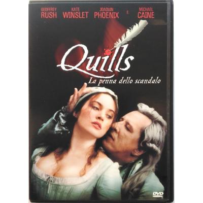 Dvd Quills - La penna dello scandalo