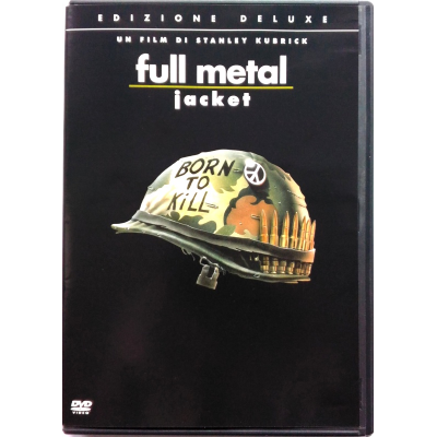 Dvd Full Metal Jacket - Deluxe Edition