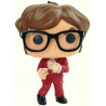 Austin Powers in Red dress exclusive Pop! Funko