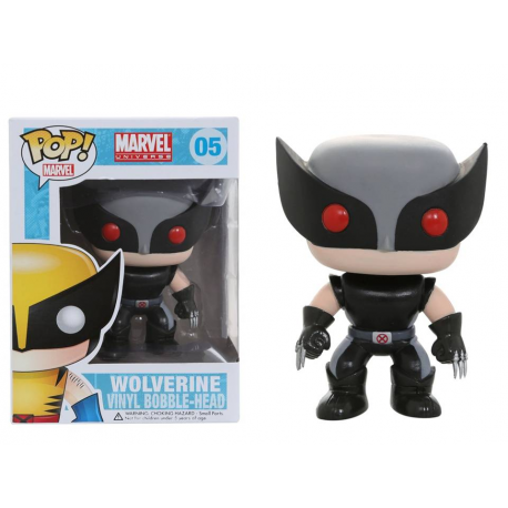 Marvel Universe Wolverine X-force Pop! Funko