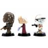 Star Wars Tarfful, Unhooded Emperor & Utapeau Clone Trooper Pop! Funko