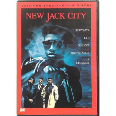 Dvd New Jack City - Edizione Speciale 2 dischi