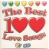 CD The Best 100 Love Songs - various artists - ed. 7 dischi custom case 2004