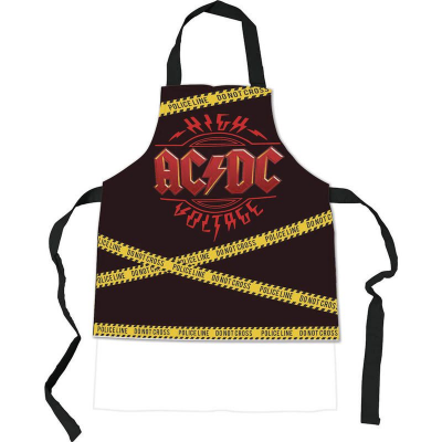 Grembiule da cucina AC/DC Apron ACDC High Voltage by Stor