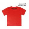 T-shirt Marvel Spider-Man black spider logo maglia Kids Bambino Cerdà