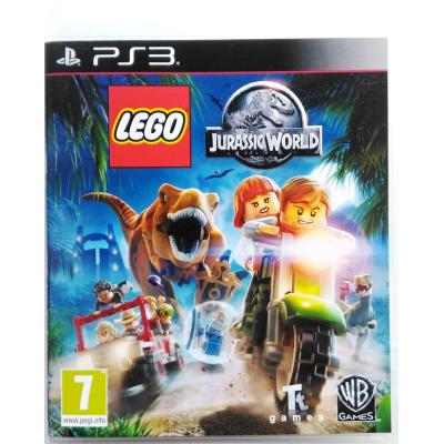 Gioco PS3 LEGO Jurassic World
