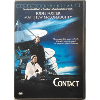 Dvd Contact - Edizione Speciale