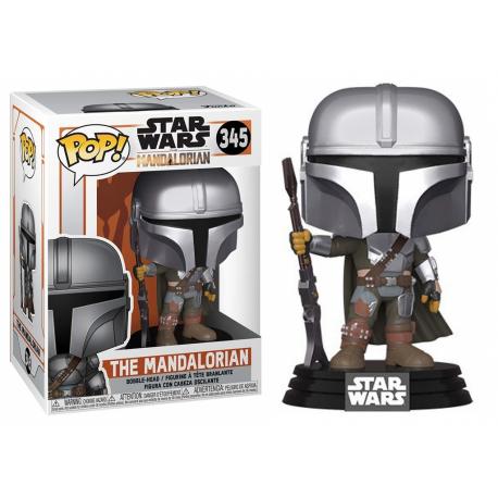 Star Wars The Mandalorian Pop! Funko 345
