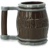 Tazza in ceramica Barile One Piece Pirate Barrel 3D Mug ABYstyle
