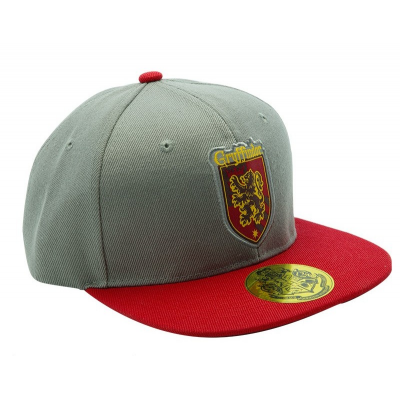 Cappello Harry Potter Gryffindor Grey & Red Cap Hat ABYStyle