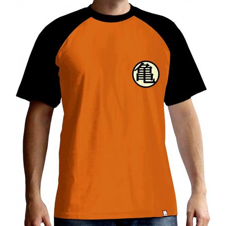 T-shirt Dragon Ball Z Kame Symbol maglia orange Uomo ufficiale ABYstyle