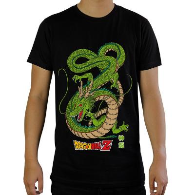 T-shirt Dragon Ball Z Shenron Drago maglia black Uomo ufficiale ABYstyle