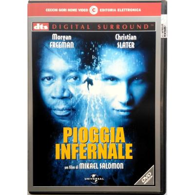 Dvd Pioggia Infernale