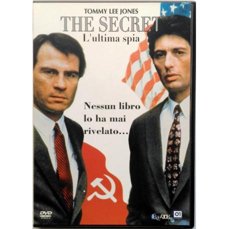 Dvd The Secret - L'ultima spia