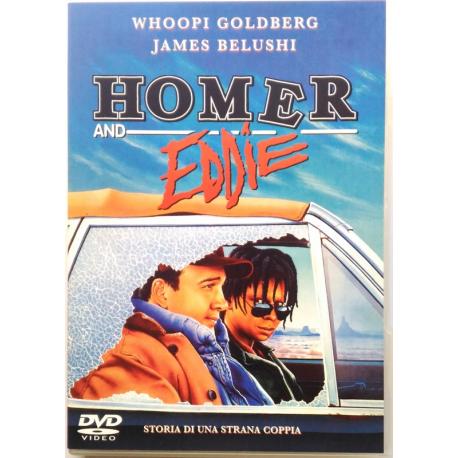 Dvd Homer and Eddie