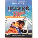 Dvd Homer and Eddie con James Belushi & Whoopi Goldberg 1989 Usato