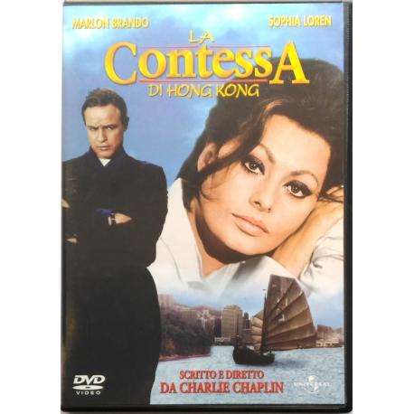 Dvd La Contessa di Hong Kong
