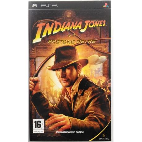 Gioco PSP Indiana Jones e il bastone dei re