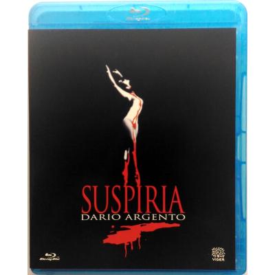 Blu-ray Suspiria