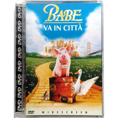 Dvd Babe va in città - Super jewel box