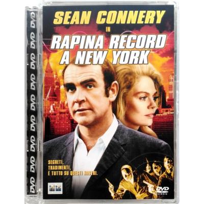 Dvd Rapina record a New York - Super jewel box