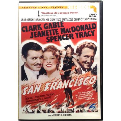 Dvd San Francisco - versione restaurata Cineteca 1936