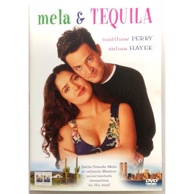 Dvd Mela e Tequila