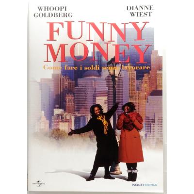Dvd Funny money - Come fare i soldi senza lavorare