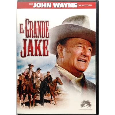 Dvd Il Grande Jake - ed. John Wayne Collection