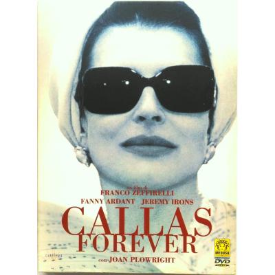 Dvd Callas Forever - ed. 2 dischi Digipack