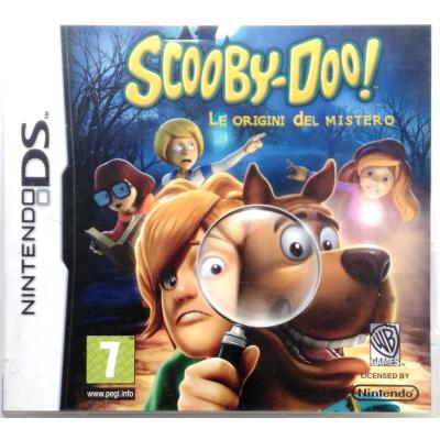 Gioco Nintendo DS Scooby-Doo! Le Origini del Mistero