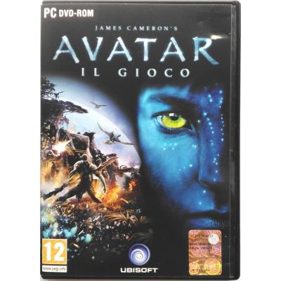 Gioco Pc James Cameron's Avatar il gioco