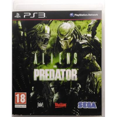 Gioco PS3 Aliens vs. Predator