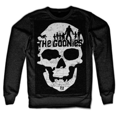Felpa The Goonies Skull Logo Sweatshirt